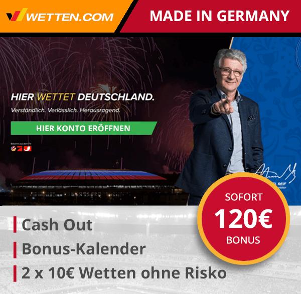 Wettencom - Der Wettanbieter aus Deutschland