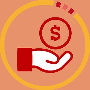 Wettsteuer Finanzamt Icon