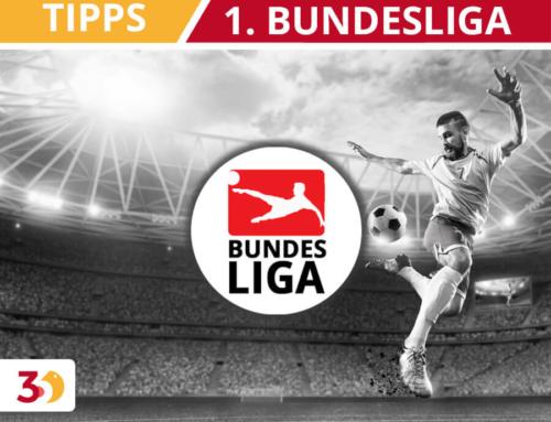 Wett Tipp 1. Bundesliga 18. Spieltag – Saison 2018/19