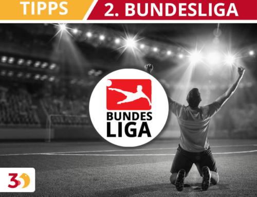 Wett Tipp 2. Bundesliga 18. Spieltag – Saison 2018/19