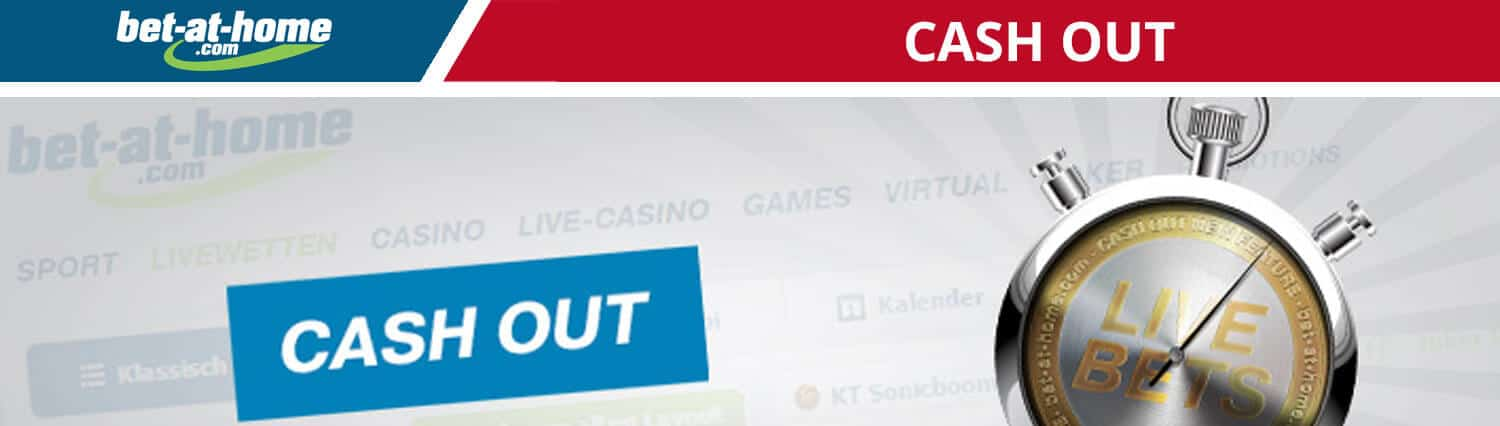 bet-at-home Cash Out
