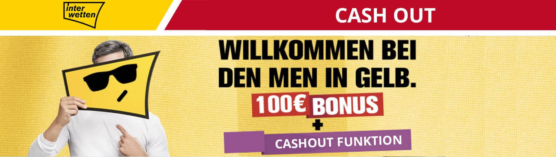 Interwetten Cash Out