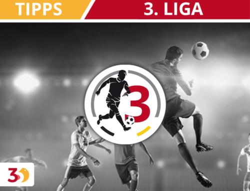Wett Tipp 3. Liga 26. Spieltag – Saison 2018/19