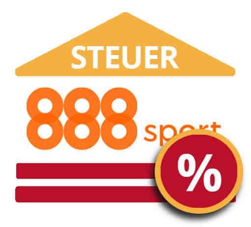 888sport Steuer