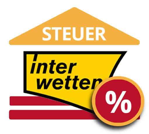 Interwetten Steuer