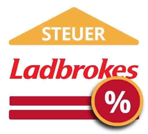 Ladbrokes Steuer