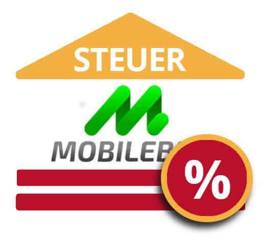 mobilebet Steuer