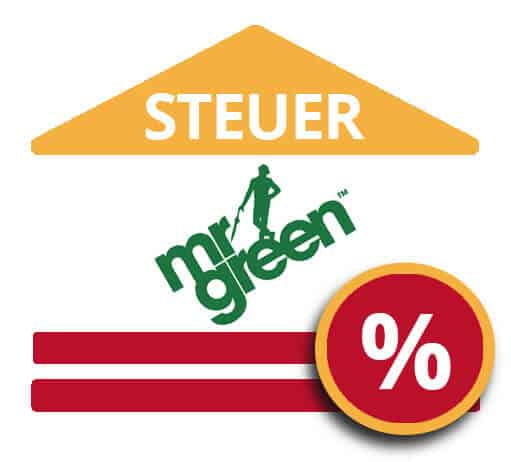 Mr Green Steuer