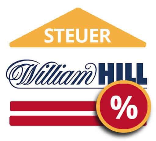 William Hill Steuer