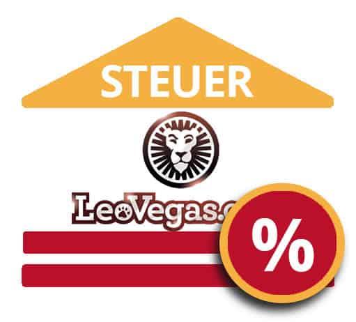 LeoVegas Steuer
