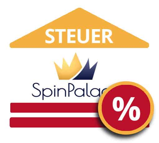 SpinPalace Steuer