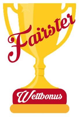 Auszeichnung fairster Wettbonus
