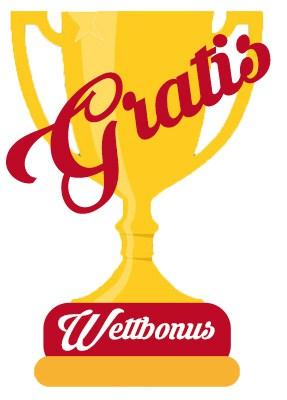 Auszeichnung gratis Wettbonus