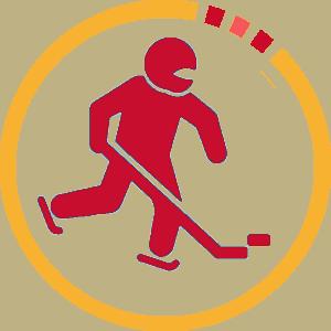 Eishockey Icon