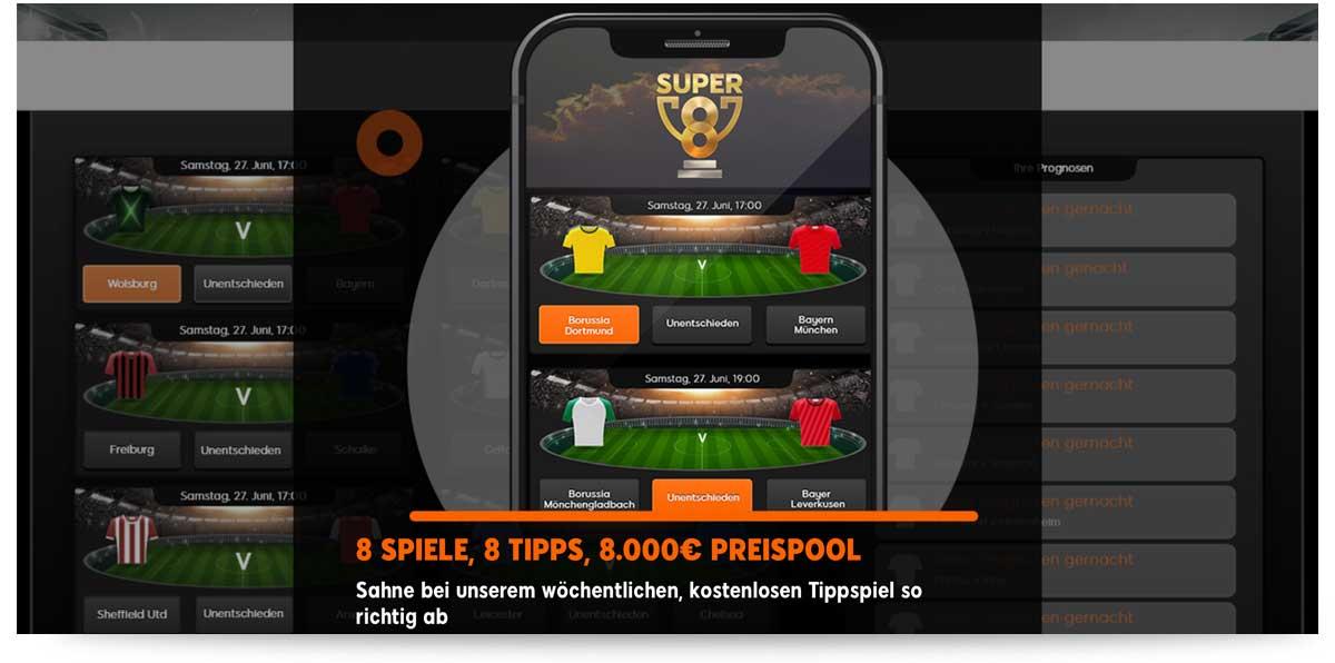 888sport Tippspiel