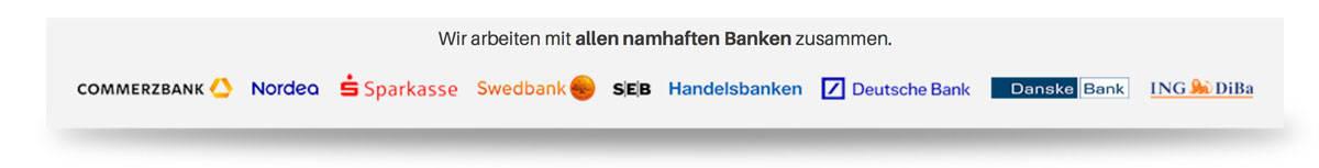 SchnellWetten arbeitet mit deutschen Banken zusammen