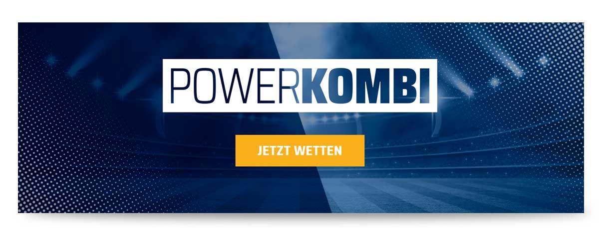 Bet3000 Power Kombi für Bestandskunden