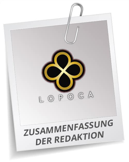 Testbericht Lopoca