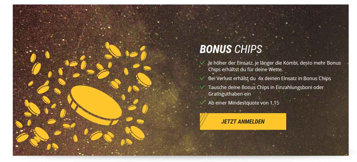 Bonus Chips Neobet