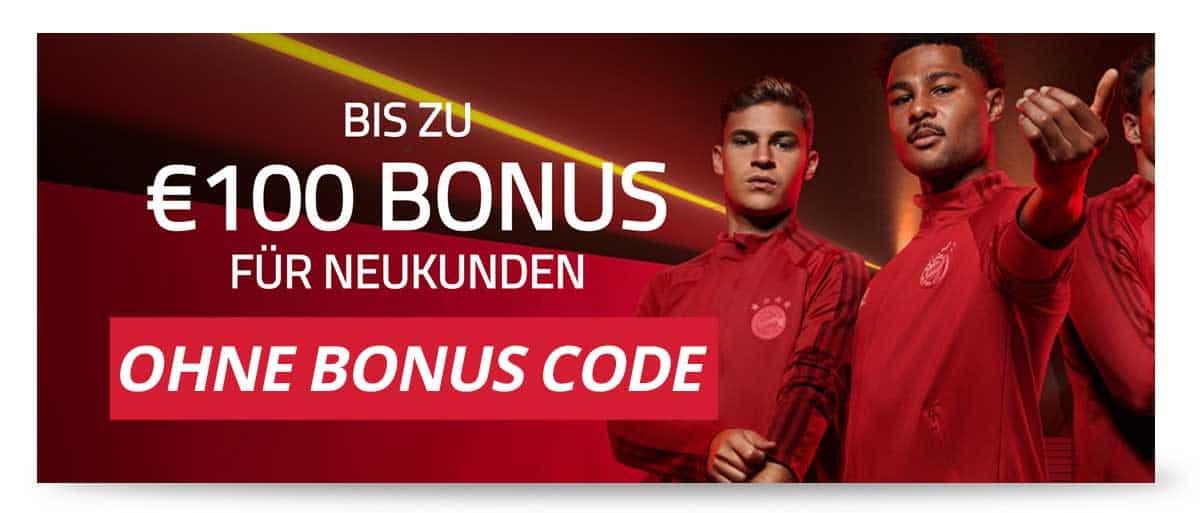 Aktueller Tipico Bonus Code