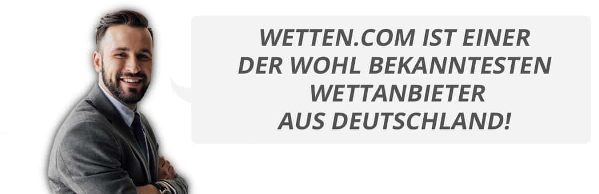 Erfahrungsbericht wetten.com