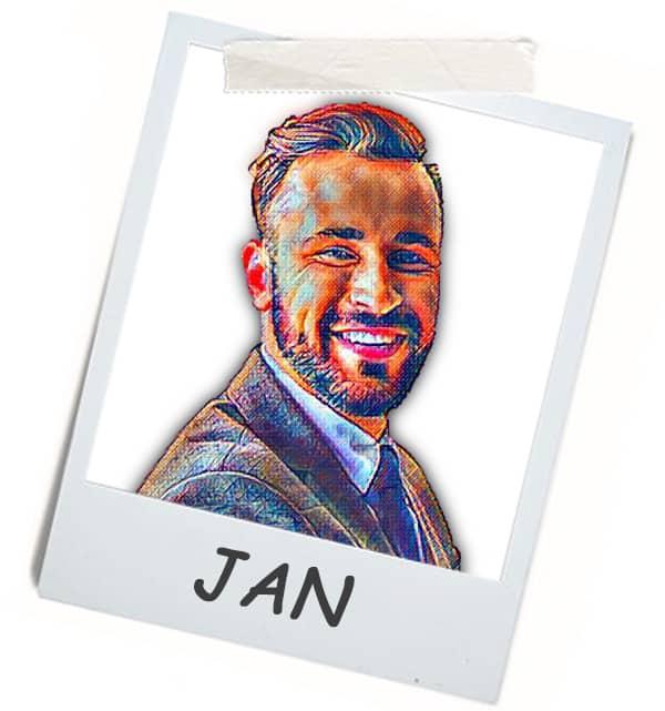 Redakteur Jan