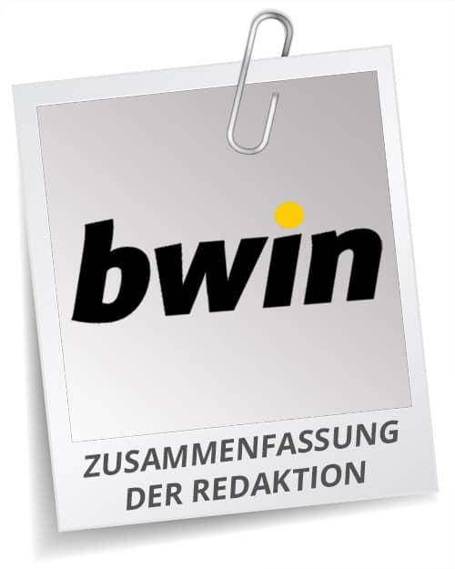 Testbericht Bwin