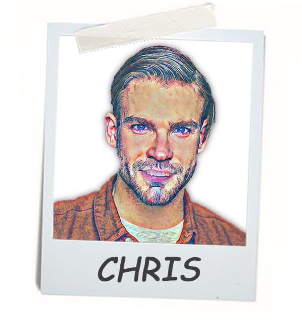 Redakteur Christian