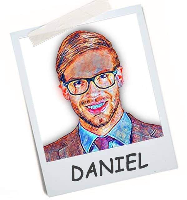 Redakteur Daniel