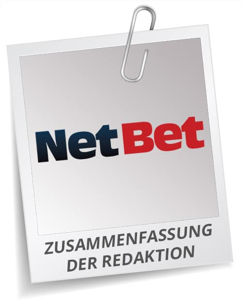 Testbericht NetBet