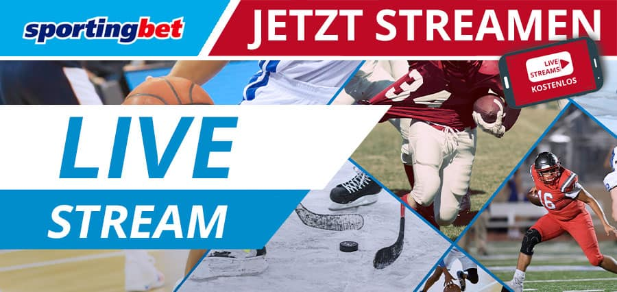 Sportingbet Livestreams