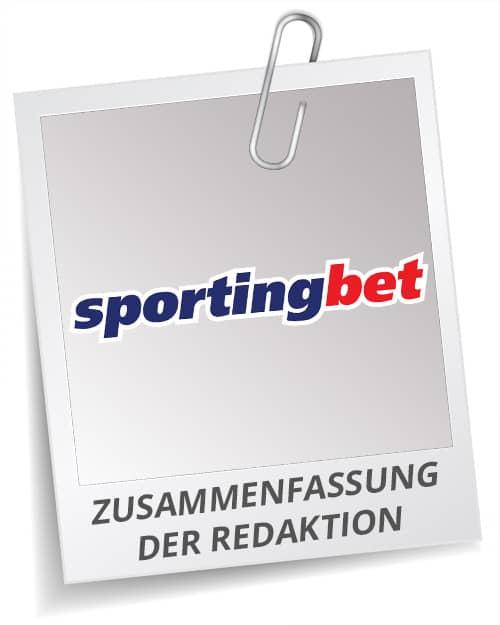 Testbericht Sportingbet
