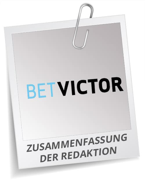 Testbericht BetVictor