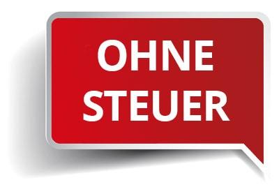 Ohne Steuer Icon