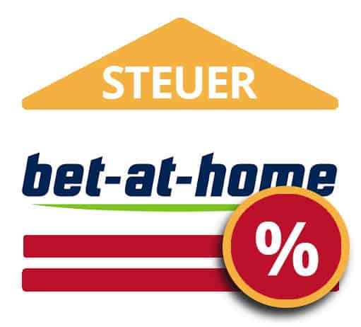 bet-at-home Steuer