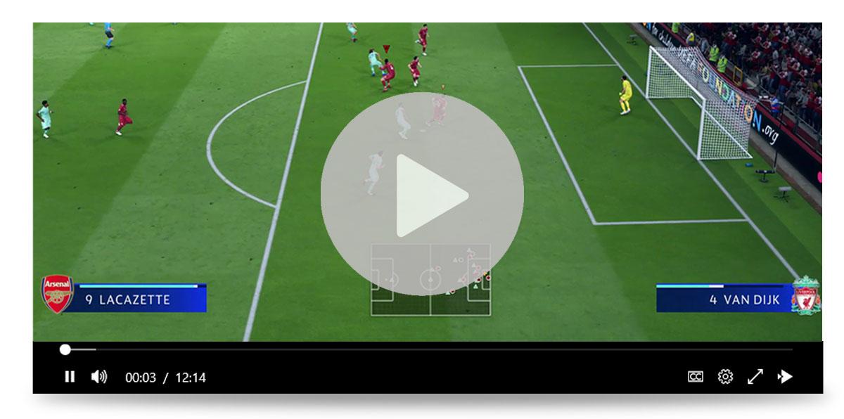 Livestream von eSports