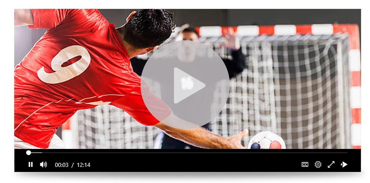 Handball bei Wettanbietern im kostenlosen Stream