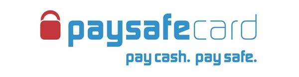 Paysafecard Logo - Sichere Zahlungsmethode für Sportwetten