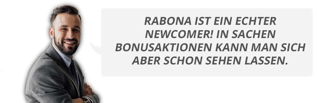 Erfahrungsbericht Rabona