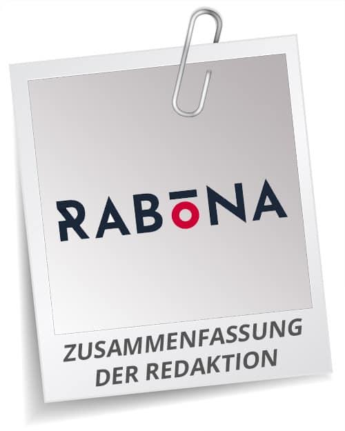 Testbericht Rabona