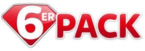 Logo Sky 6er Pack