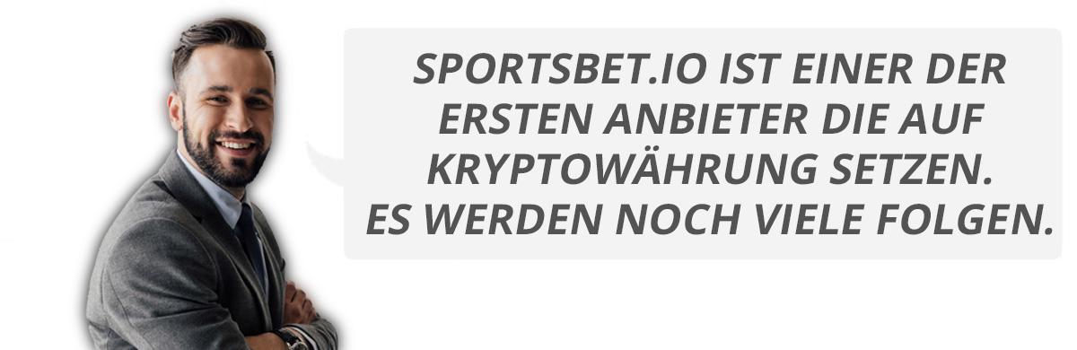 Erfahrungsbericht sportsbet.io