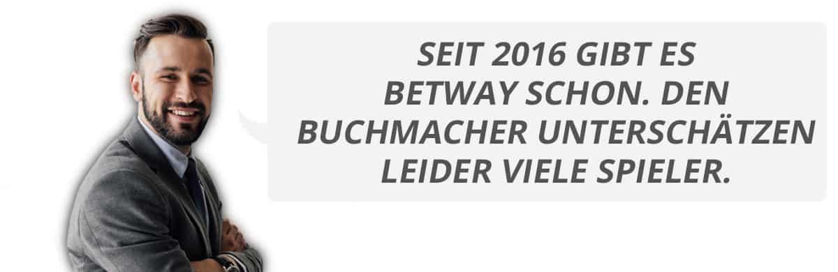 Erfahrungsbericht Betway