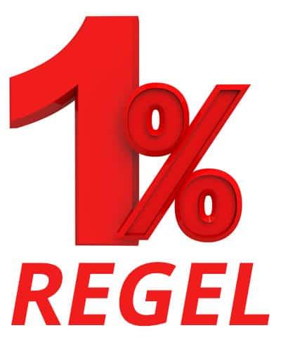 1 Prozent Regel für Money Management bei Sportwetten