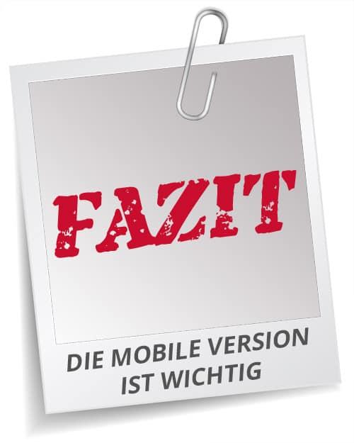 Fazit Sportwetten App