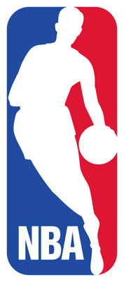 Logo der NBA Basketball Liga