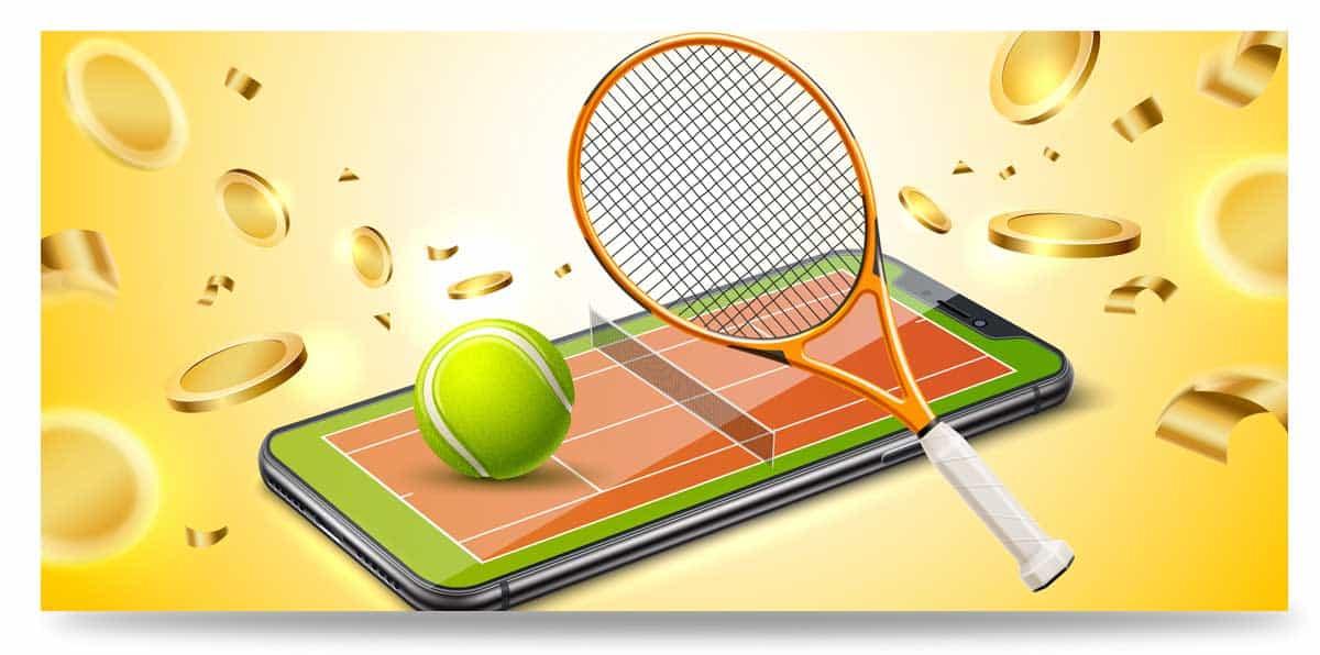 Tennis online wetten