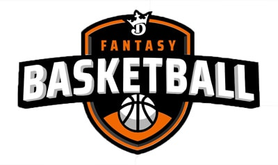 Daily Fantasy Sports Basketball Logo