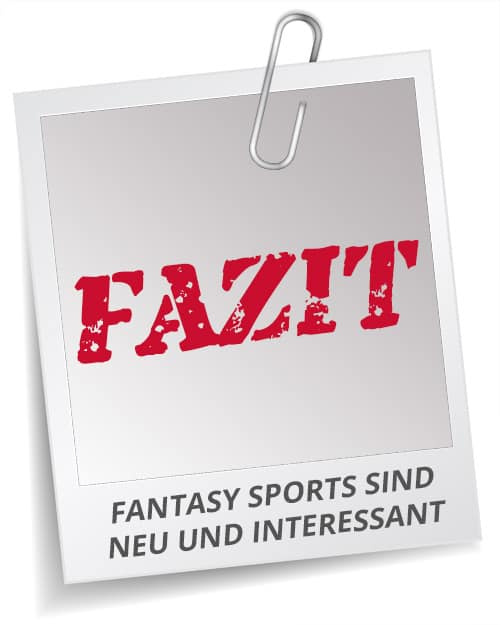Fazit Daily Fantasy Sports