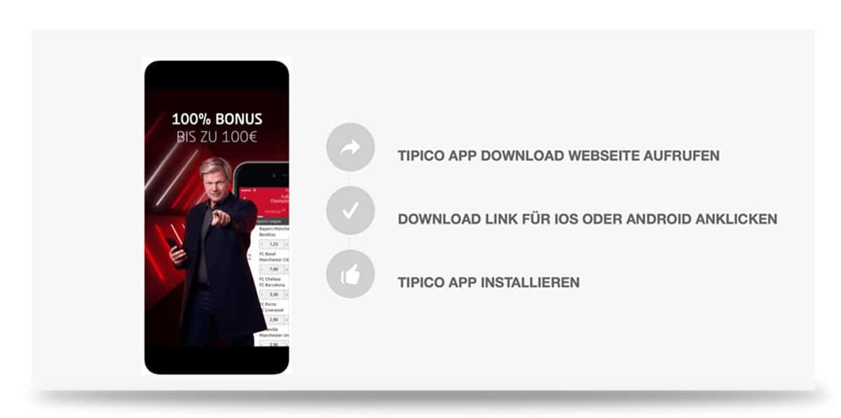 Tipico App Download Android Chip